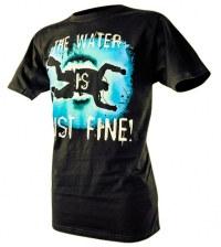 T-SHIRT LOGO - WATER