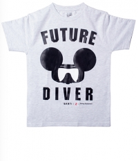 T-Shirt – Mouse grey Kids