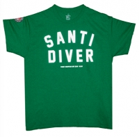 T-Shirt – Santi Diver meadow