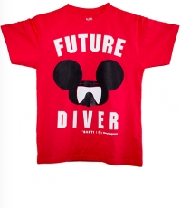 T-Shirt – Mouse Red Kids