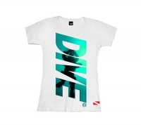 T-Shirt – Lady Just Dive